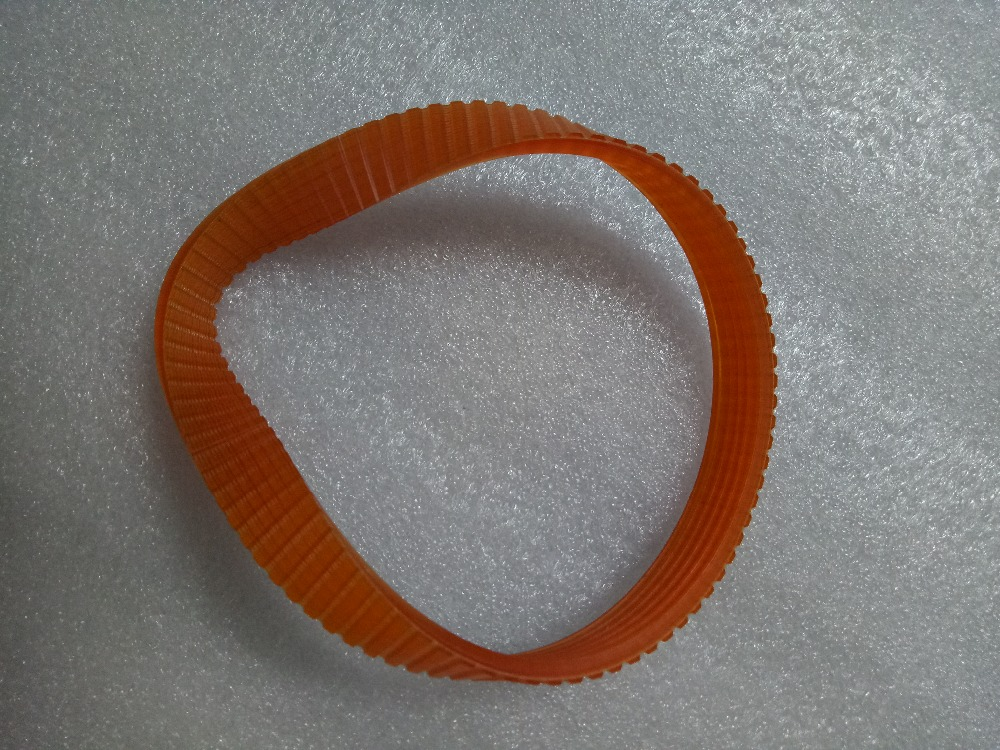 High-quality 2Pcs/lot PU Belt 348J6 Ribbed  J348  9401 6PJ348 /6 Ribs/ Perimeter=348mm Fit Jwp-12 Etc.