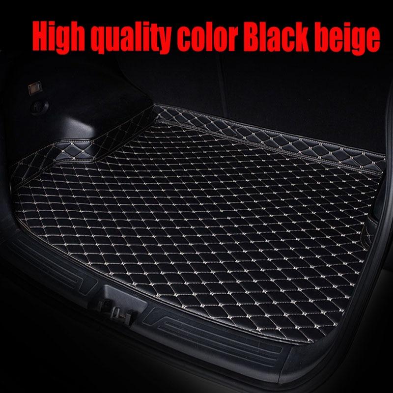 Customized  Car Trunk Mats For Mercedes Benz C117 W211 W212 W176 W204 W205 CLA180 CLA200 All Car Styling Liner
