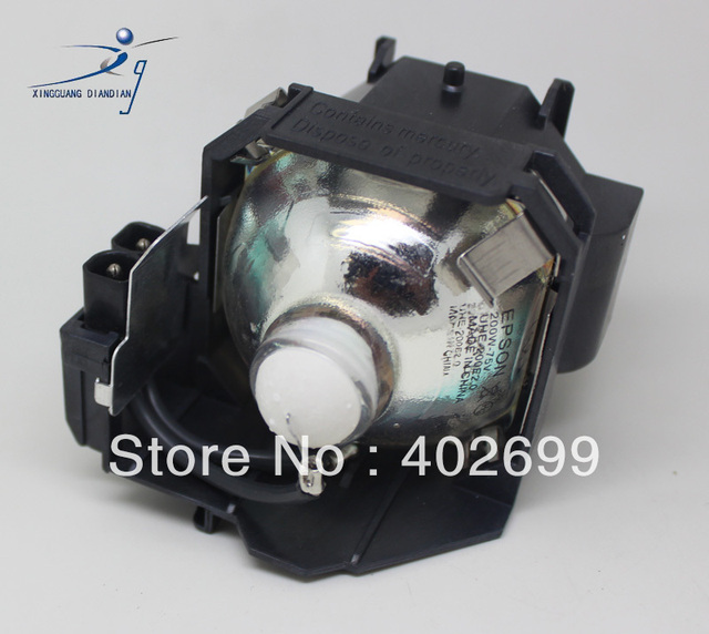 Alta qualidade 170 w lâmpada do projetor elplp38 v13h010l38 para epson emp-1700 emp-1705 emp-1707 emp-1710 emp-1715 emp-1717