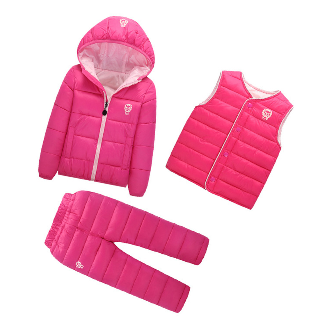 3-Pcs-Lot-Winter-Baby-Girls-Boys-Clothes-Sets-Children-Down-Cotton-padded-Coat-6-Colors-6-Size-2