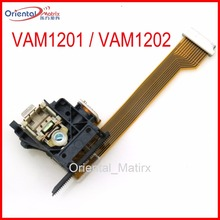 Free Shipping VAM1201 VAM1202 Optical Pickup mechanism VAM-1202 CD VCD Laser Lens for Philips CDM12.1 CDM12.2