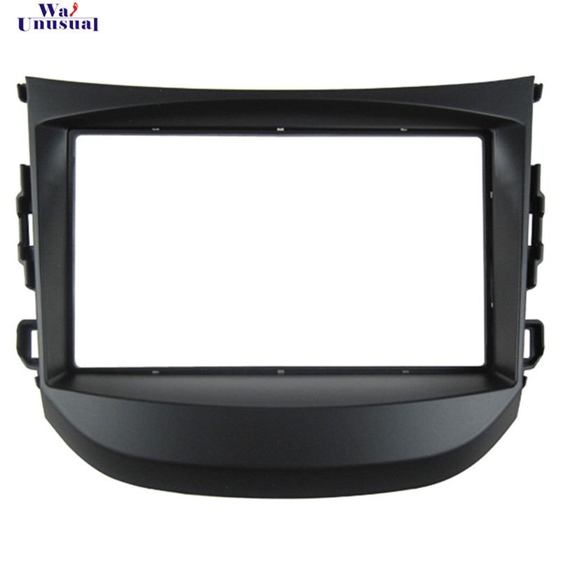 HY 055 Top qualité Radio Fascia pour HYUNDAI HB20 2012 stéréo Fascia Dash CD garniture Kit d'installation livraison gratuite