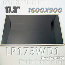 "For Asus N76 G74 X75 A73 LCD Laptop screen LTN173KT02 LP173WD1TL C3 C N173O6-L02  B173RW01v.2  17.3""inch LED Display matrix"