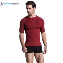 New 2017 Man T-Shirts Solid Color Slim Fit Short Sleeve T Shirt Round Neck Casual Funny T-Shirts Fashion Brand Clothing стоимость