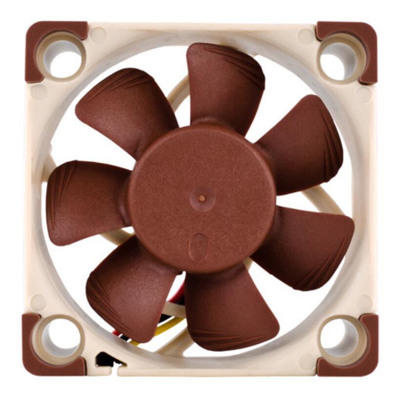купить Noctua NF-A4x10 FLX 40mm 40X40X10 4500 RPM 17.9 dB(A) Cooling Fan Cooler Fan Radiator fan Computer Cases & Towers Fan недорого