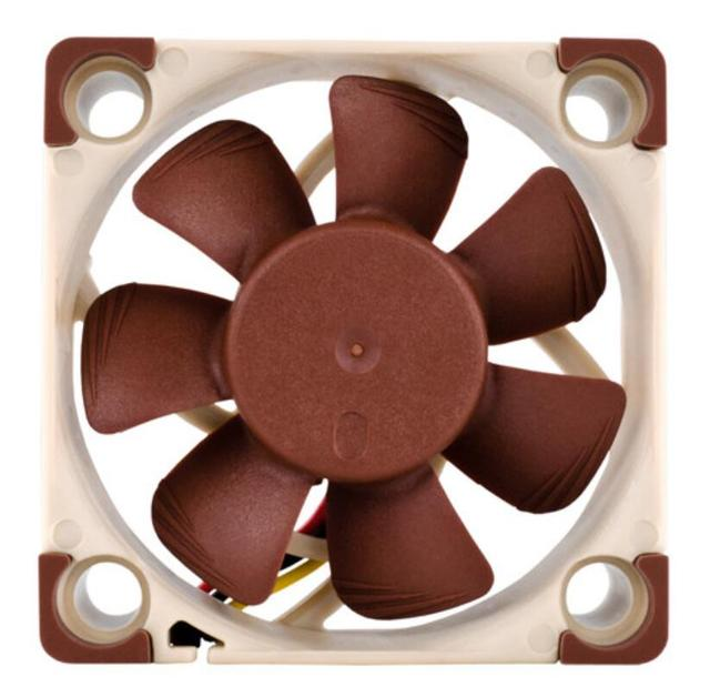 Noctua ventilador de refrigeración, NF A4x10 FLX de 40mm, 40x40x10, 4500 RPM, 17,9 dB(A)