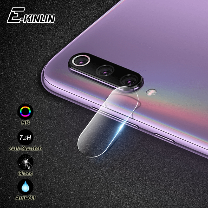 Back Camera Lens <font><b>Cover</b></font> Protector Tempered Glass Case For <font><b>XiaoMi</b></font> <font><b>Mi</b></font> 9 8 9T <font><b>A3</b></font> A2 Lite Redmi Note 7 6 5 K20 Pro 6A S2 Mix 2S Max 3 image
