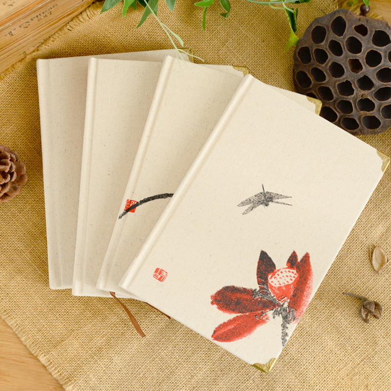 Cheng Jia Brand Fashion Dairy Notebook Chinese style A5 hardcover travelers notebooks journals Gifts office school stationery кашпо jia cheng кашпо
