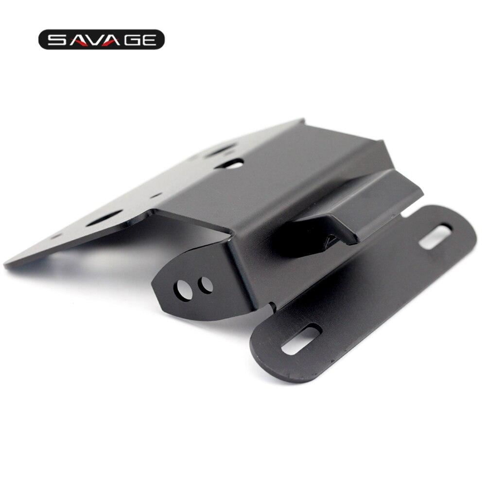 License Plate Holder For SUZUKI GSR 750 GSX S 750 GSXS 750 Motorcylce Accessories Tail Tidy