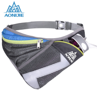 AONIJIE Men Women Lightweight Kettle Waist Pack Fanny Pack Bum Bag Hip Money Hydration Belt For
