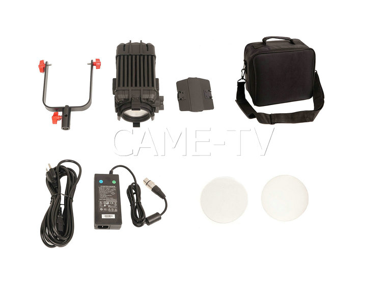 Image 5 - 1 Pc CAME TV Boltzen 100w Fresnel Focusable LED Daylight-in Photo Studio Accessories from Consumer Electronics