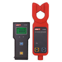 UNI-T UT255B high voltage clamp meter ammeter, 69KV high pressure leakage current clamp meter wireless transmission data storage etcr040 high accuracy ac leakage current clamp meter with leakage current tester