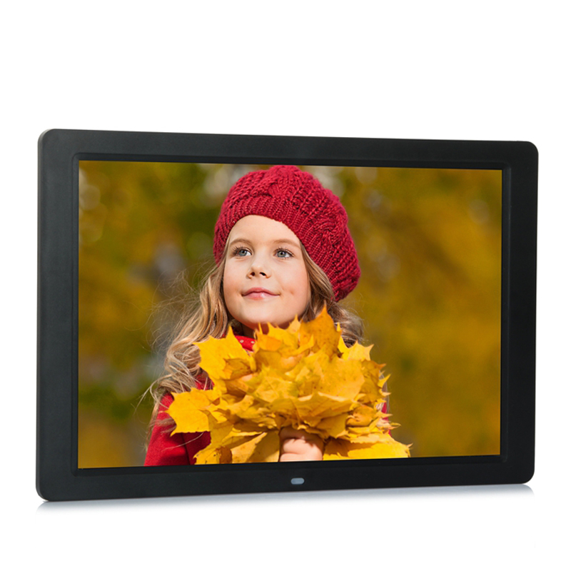 15 inches widescreen Digital Photo Frame HD LED LCD electronic porta ...