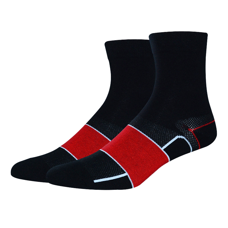 2018 Men Male Bicycle Socks Sport Riding Socks Durable Wear Resisting Mountaineering cycling Sweat Socks sports soxes