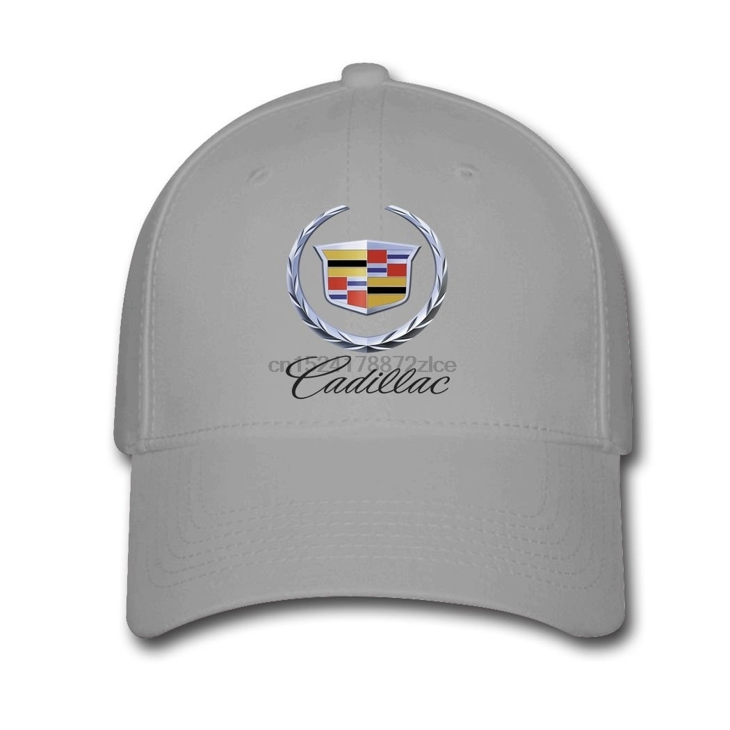 24e7b97e6e4b1 Detail Feedback Questions about Cadillac Logo Nice Baseball Caps High  Quality Unisex Hat Grey on Aliexpress.com
