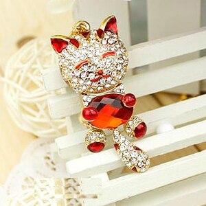 Lucky Cat Red Jewelry Pendrives Pen Drive 128GB 16GB 32GB Pendrive 64GB Mini Usb Flash Drive 1TB 2TB Memory Stick Usb Key Gift