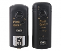 Mcoplus RC7 N3 Flash Trigger 16 Channels Wireless Remote Speedlite Transceivers for Nikon D90 D3100 D5000 D5100 D7000 D7100