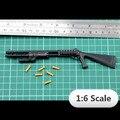 Para 1:6 Escala de 1/6 12 polegada Figuras de Ação Benelli M1 Super90 Shotgun Frete Grátis 1/100 MG Bandai Gundam Modelo Pode Usar 000447