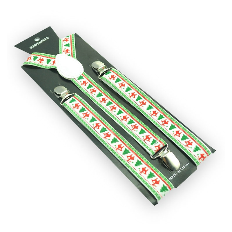 Vánoční dárek Nové 9 vzory Pánské dámské Clip-on rovnátka - Příslušenství pro oděvy - Fotografie 5
