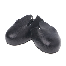 EYKOSI Workplace Safety Shoes Anti-smash Cover Portable Light Visitor Steel Toe Cap
