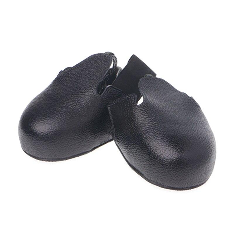 Eykosi lugar Seguridad Zapatos anti-Smash cubierta Luz Portátil visitante puntera de acero