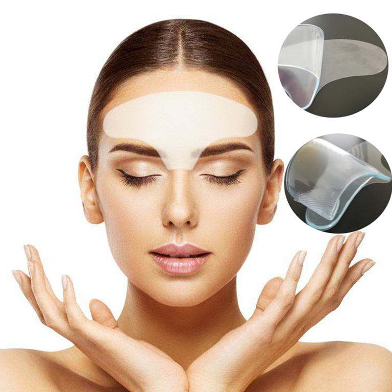 5pack Reusable Forehead mask Anti-wrinkle Anti-aging Facial Patch Lifting Face Care Frown Lines Removal Anti-wrinkle Stickers filorga anti wrinkle набор anti wrinkle набор