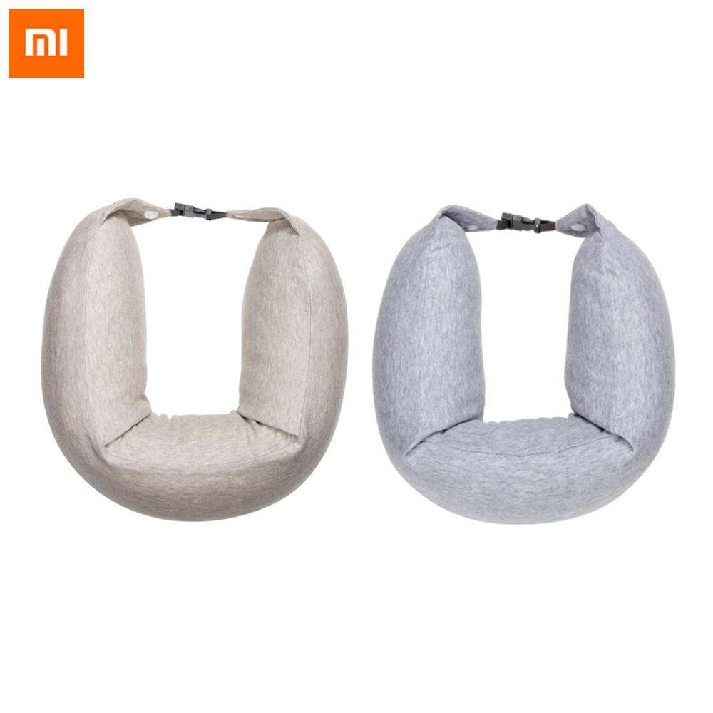 Original Xiaomi Mi 8H Neck Pillow U1 MultiFunction Protective Waist Pillow U Shaped Car Pillow Cushion For Office Car Rest