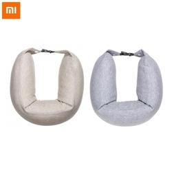 Оригинальный Xiaomi Mi 8 H шеи Подушка U1 Многофункциональный защитный талии подушку u-образную автомобиль подушки для офиса автомобиля