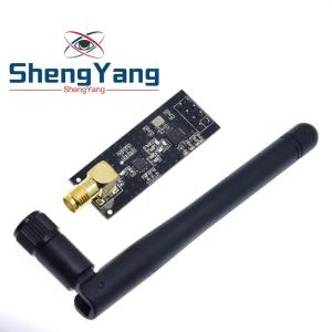 ShengYang NRF24L01+PA+LNA Wireless Module with Antenna 1000 Meters Long Distance FZ0410 We are the manufacturer(China)
