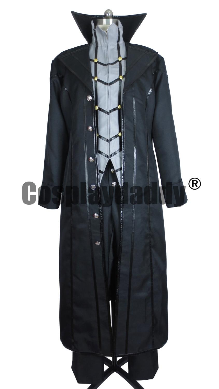 3128e65c33ea Anime Persona 5 Hero Mužské dospělé uniformní oblek Cosplay kostým