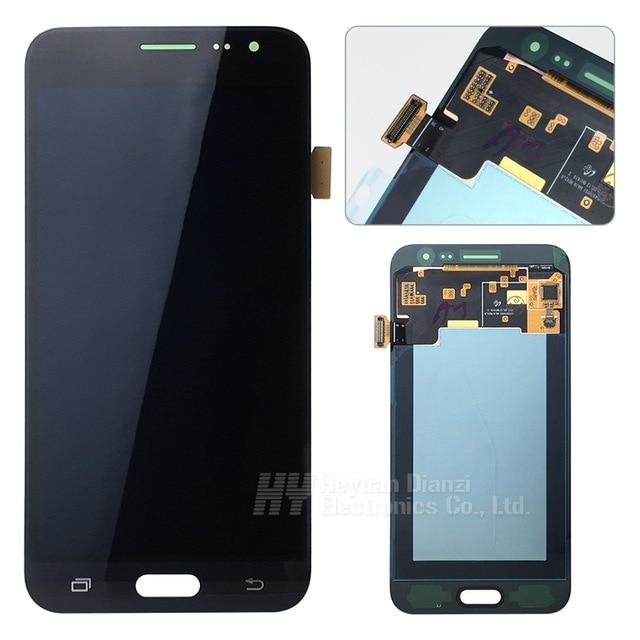 Для Samsung Galaxy J3 2016 ЖК-дисплей с сенсорным экраном Дигитайзер J320F J320P J320M J320Y J320FN экран freeshipping
