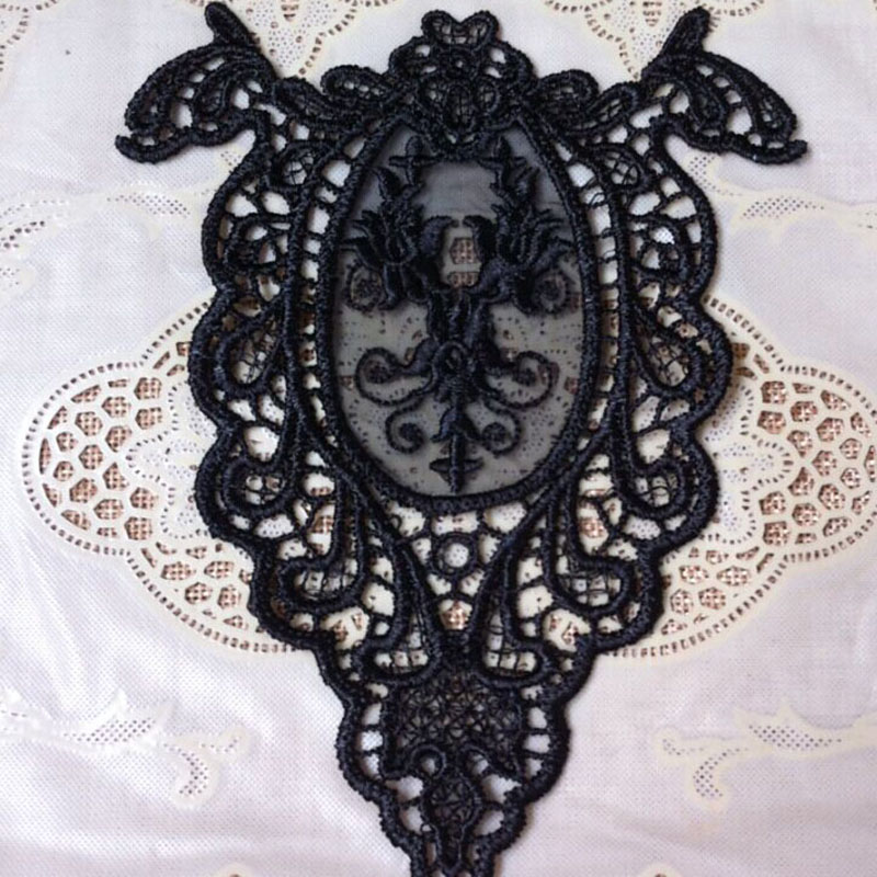 Buy fake collar diy black and get free shipping on AliExpress.com eba79e3e671b