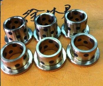 JFB1620 мозаика graphite self-lubricating oil-bearing/non-oil bushing/графит меди рукав 29*3/16*22*20