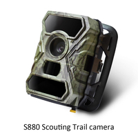 S880 Scouting Trail camera Sport Video Recorder IR detection 12MP photo wild life animals flower observation night visible camer