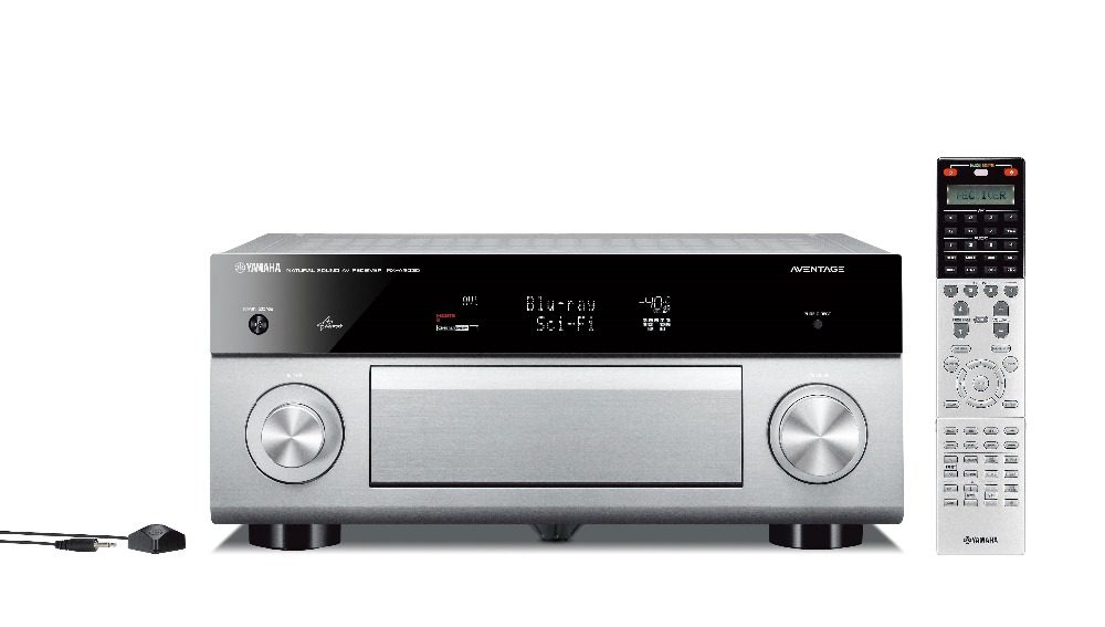 Б/у RAV422 ZF72960 пульт дистанционного управления для Yamaha Природный звук AV Приемник RX A3030 RX A2030 - 5