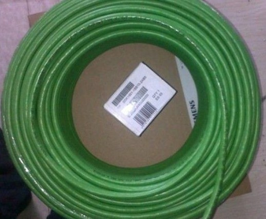 Original 5 Meters 6XV1840 2AH10 4 Wire Ethernet Cable Green For Siemens FC OUTLET RJ45 SHIELDED