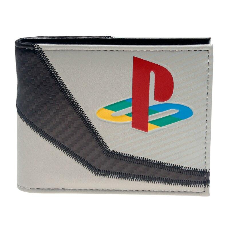 Playstation brieftasche jugend student individualität original absätze kurzen quer mode geldbörse DFT-2166