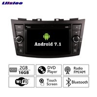 Liislee Android 7 1 2G RAM For Suzuki Swift 2010 2017 Car Radio Audio Video Multimedia