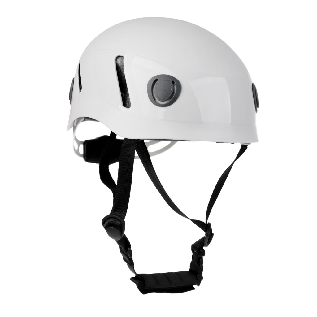 Safety Helmet Rock Climbing Downhill Caving Rappelling Rescue Head Protector Cap