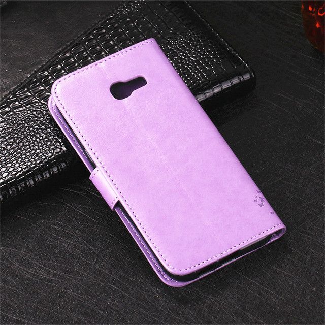 S8 S3 S4 S5 mini S6 S7 edge Plus Leather Flip Cover Wallet Cases for Samsung Galaxy Note 3 4 C5 C7 G360 G386F G388F G530 I9060