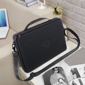 Image 3 - Macbook pro 13 인치 용 smatree 핸드백, apple macbook air 13.3 인치 용 운반 케이스, 어깨 끈이 달린 12 인치 용 하드 백