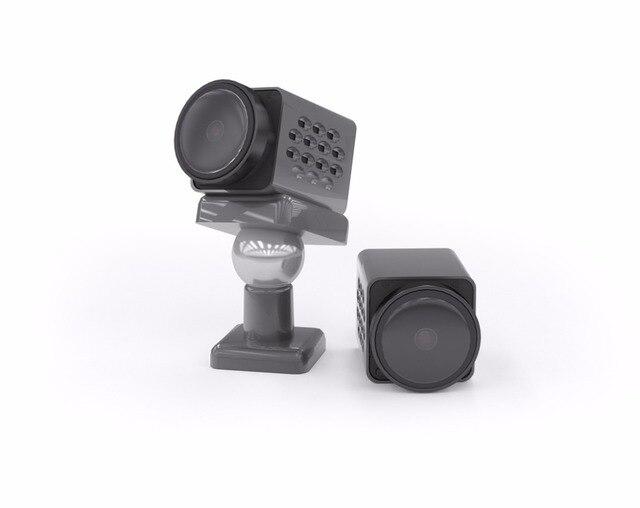 Мини WI-FI мини Камера HD1080P со смартфоном и Ночное видение IP камеры безопасности дома Камера Поддерживает одновременное просмотр