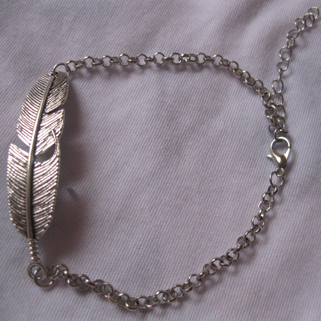 sterling zoom fullxfull listing au steampunk ox il anklet silver or finish feather