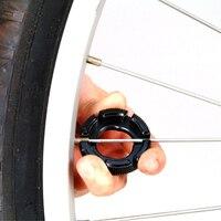 Anel ferramentas de bicicleta super B chave de aço falou tb 5570 com 3 falou mamilo tamanhos (3.2  3.3  3.5mm) ferramentas de reparação de bicicletas|bike repair|super bbike repair tool -