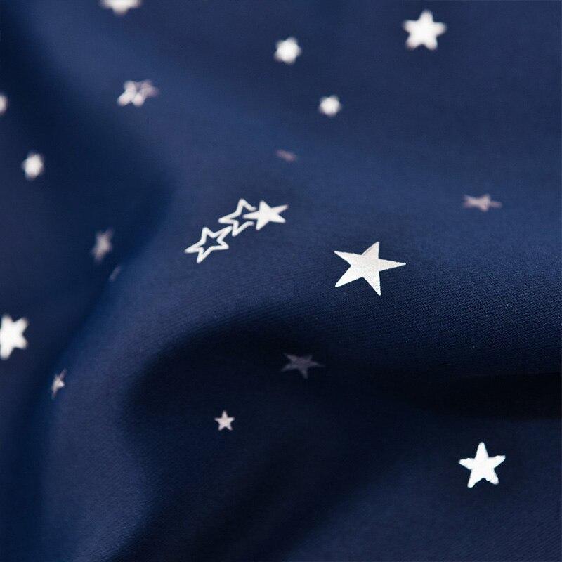Μοντέλο αστεριών Μοντέρνα κουρτίνα - Αρχική υφάσματα - Φωτογραφία 2
