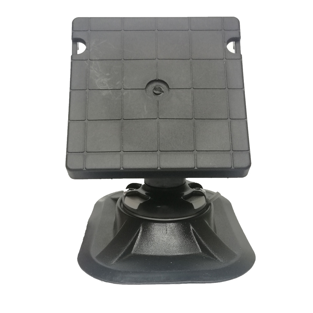 Swivel GPS Electronics Fish Finder Mount Bracket For Inflatable PVC Boat Kayak Marine Yatch