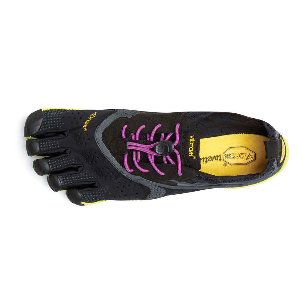 abf5a885a6655b ... Vibram Fivefingers V-RUN women Outdoor Sports Road Running Shoes Five  fingers Breathable Wear resistant ...