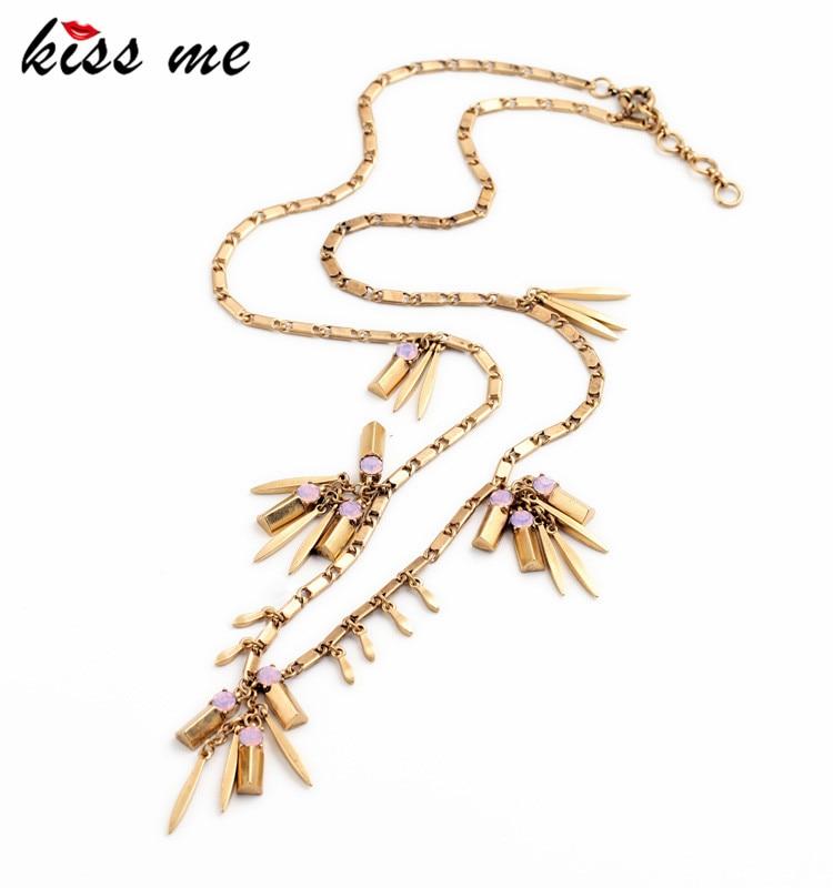Women Retro Fashion Jewelry KISS