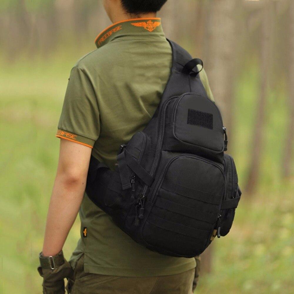 7 цветов открытый Универсальный военный тактический рюкзак водонепроницаемый альпинизм путешествия охота сумка на ремне нагрудная