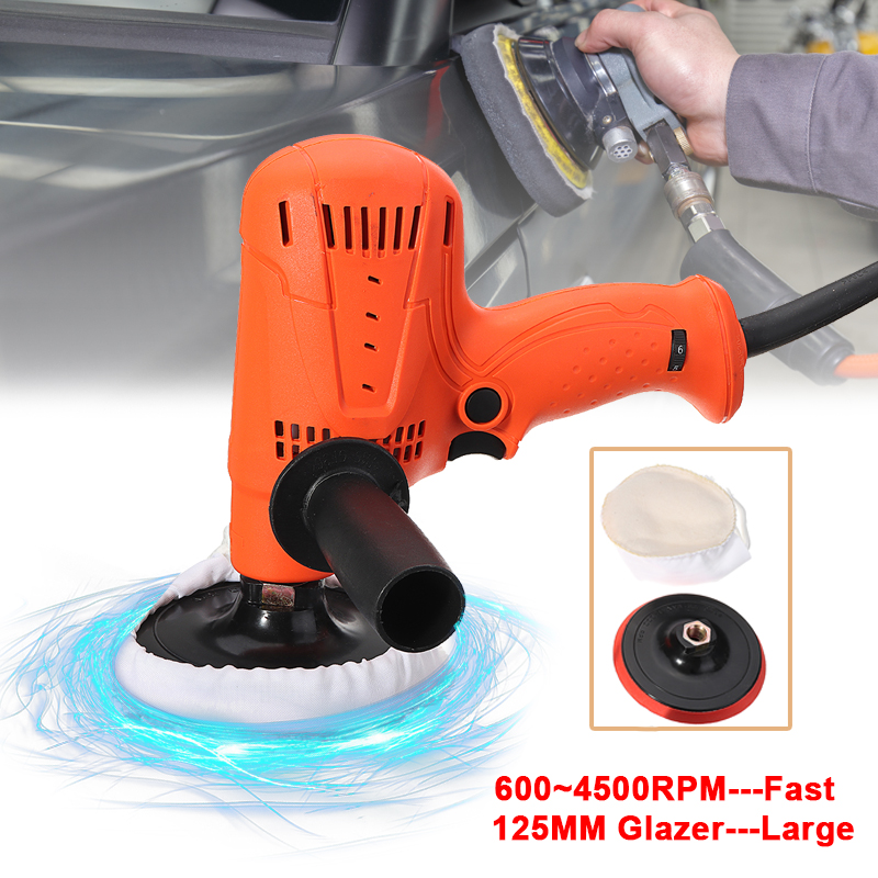 220V Multifunction Variable speed Car Repair polishing waxing machine Adjustable-speed furniture porcelain polisher beauty tools 220v adjustable speed polishing machine jade